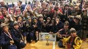 Orhaneli Halk Oyunları Minik Ekibi Bursa 1.si oldu