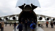 2. kargo uçağı Antalya'ya geldi