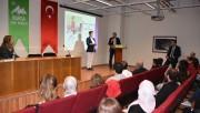Bursa'da engelli memur adaylarına moral