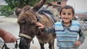 Bursalı öğrencinin okul yolculuğu