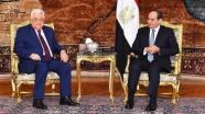 Abbas ile sisi 'Filistin uzlaşısı'nı konuştu