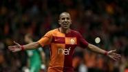 'Galatasaray'a gelmekle iyi bir seçim yaptım'