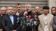 Gazze'deki Filistinli gruplardan Kudüs yürüyüşü