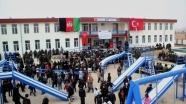 TİKA Afganistan'da okul yaptırdı