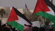 Ürdün'de ABD'nin Kudüs kararı protesto edildi