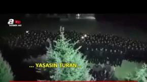 1100 özel harekatçı Afrin yolunda ettiği yeminle yeri göğü inletti!