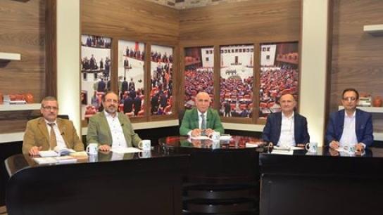 Ercan Akyıldız ile Her Şeyi Konuşalım 25 Şubat 2017