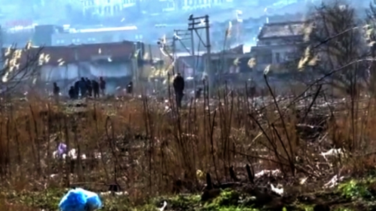 Bursa'da mahalleli 'uyuşturucu' nöbetinde