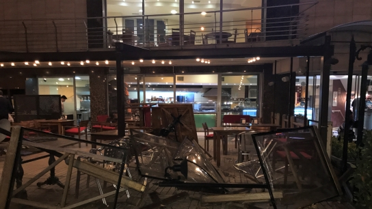 Bursa Restoranda dehşet: 1 ölü, 1 yaralı