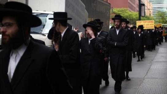 New York'ta İsrail karşıtı gösteri