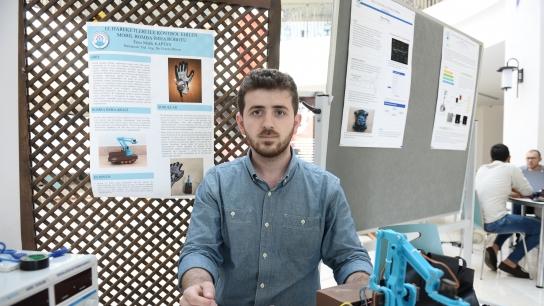 Bursa'da üniversite öğrencisinden müthiş buluş