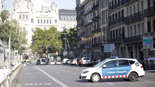 Barcelona'daki terör saldırısıyla ilgili 1 kişi yakalandı