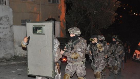 Bursa Orhangazi'de El-Nusra terör örgütü operasyonu