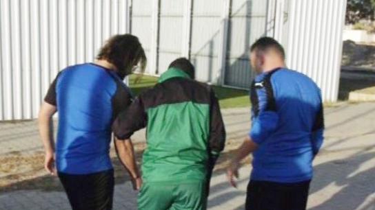 Bursaspor'da korkutan sakatlık, Osmanlıspor maçında oynayamayabilir