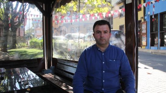 Bursa'da telefonuyla oynarken bisikleti çalındı