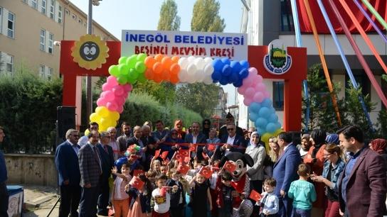 Bursa'da FETÖ'nün el konulan kreşinden şehit ve gazi yakınları faydalanacak