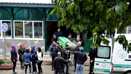 Eylem Gülçin Kanık'ın cenazesi Bursa'ya defnedildi
