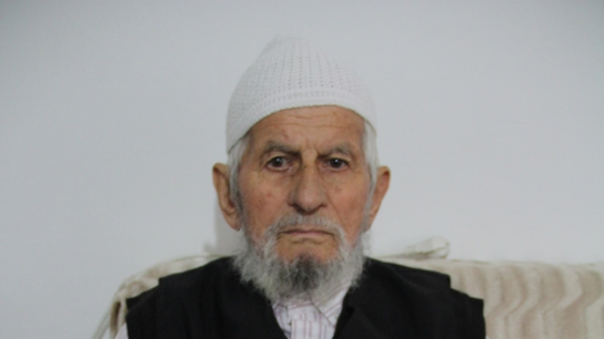 Bursa'da yaşlı adam yaşadığı dehşeti anlattı