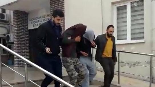 Bursa'da uyuşturucu operasyonu! Gözaltılar var