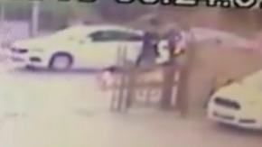 Bursa'daki silahlı alacak verecek kavgası kamerada