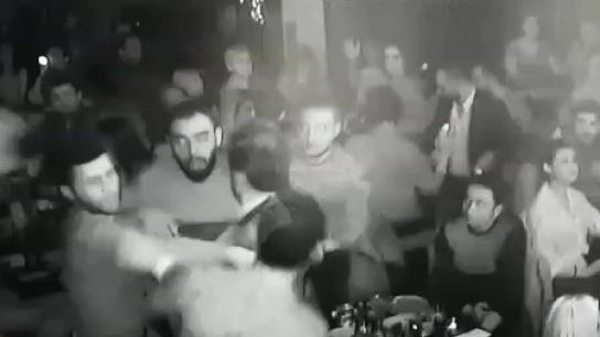 Bursa'da Bardaki cinayet kameralarda