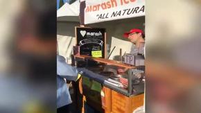 ABD'de dondurma satan FETÖ'cü örgütün Kaliforniya imamı çıktı