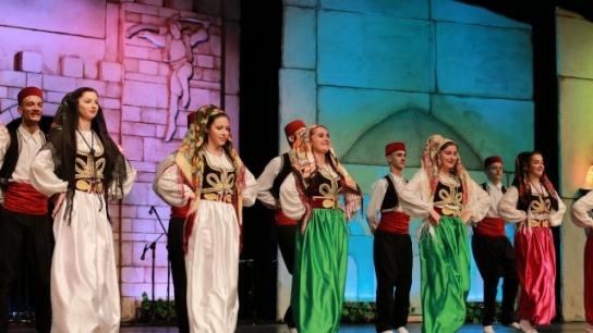 31. Altın Karagöz Halk Dansları 2. Gün
