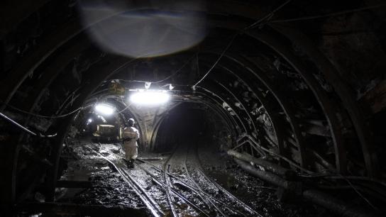 Maden ocağında göçük: 1 işçi yaralı