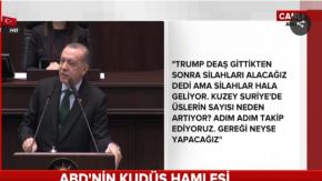 Cumhurbaşkanı Erdoğan: Ülkemizin anahtarlarını FETÖ ve CHP'ye mi teslim edelim?