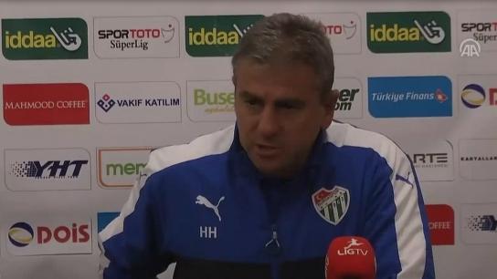 Hamza Hamzaoğlu'nun açıklamaları