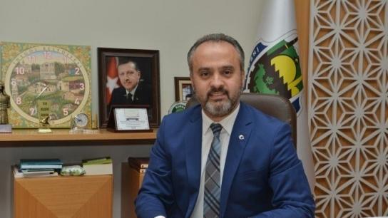 Bursa Büyükşehir Belediye Başkanı Alinur Aktaş oldu