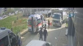 Bursa'da inşaatta göçük! Yaralılar var