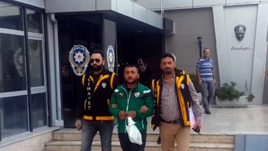Bursa'da pompalı vahşeti