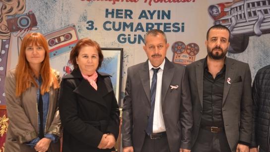 Bursa'da antikacılardan kanser hastalarına bağış