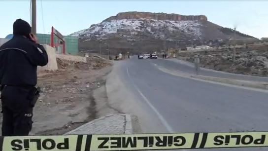 Mardin'de tuzaklanmış patlayıcı bulundu