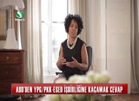 ABD'den YPGG/PKK - ESED İşbirliğine kaçamak cevap