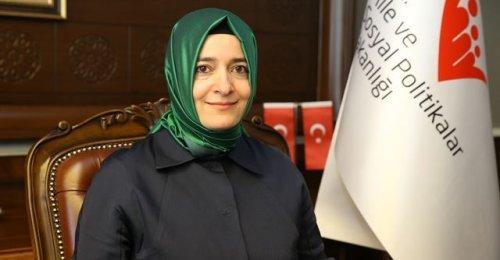 """Bakan Kaya """"Ülkemiz ve güçlü bir Türkiye için evet diyelim"""""""