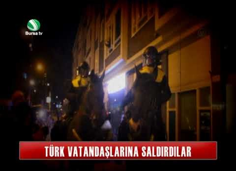 Türkiye Hollanda arasında kriz
