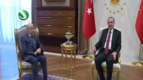 'CUMHUR İTTİFAKI' PROTOKOLÜ YSK'DA