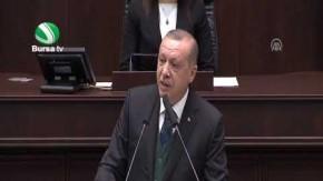 Cumhurbaşkanı Erdoğan'dan gururlandıran şiir