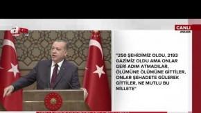 Cumhurbaşkanı Erdoğan FETÖ elebaşına seslendi: Nereye kadar yaşayacaksın?