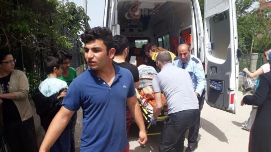 Bursa'da rehine krizi
