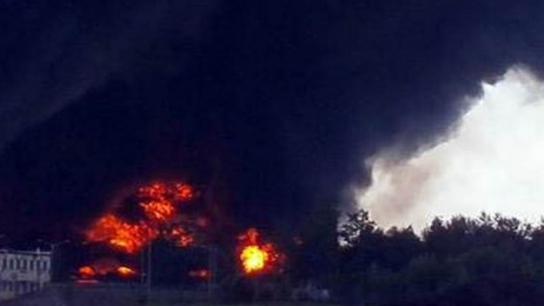 Sınırda bombalı saldırı