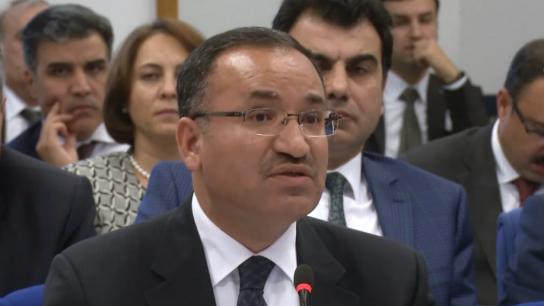 Bozdağ'dan 'erken evliliklere ilişkin düzenleme' açıklaması
