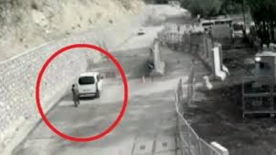 Tunceli'de polis noktasına saldıran terörist böyle öldürüldü