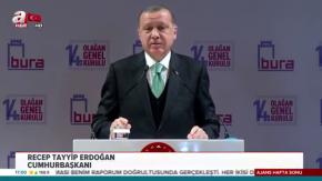 Cumhurbaşkanı Erdoğan: Bunlardan Müslüman olmaz