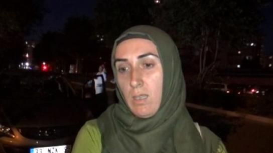 Mersin'deki bombalı saldırının görgü tanığı o anları anlattı