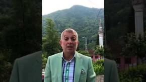 Milletin Vekili Metin Külünk'ten Kandil mesajı