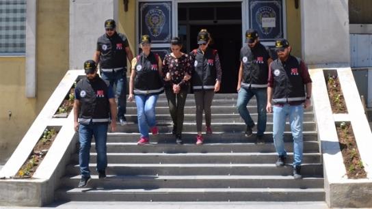 Bursa'da DAEŞ operasyonunda 12 tutuklama