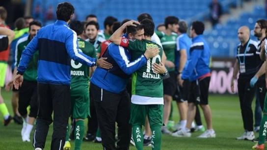 Bursaspor'u ligde bırakan video